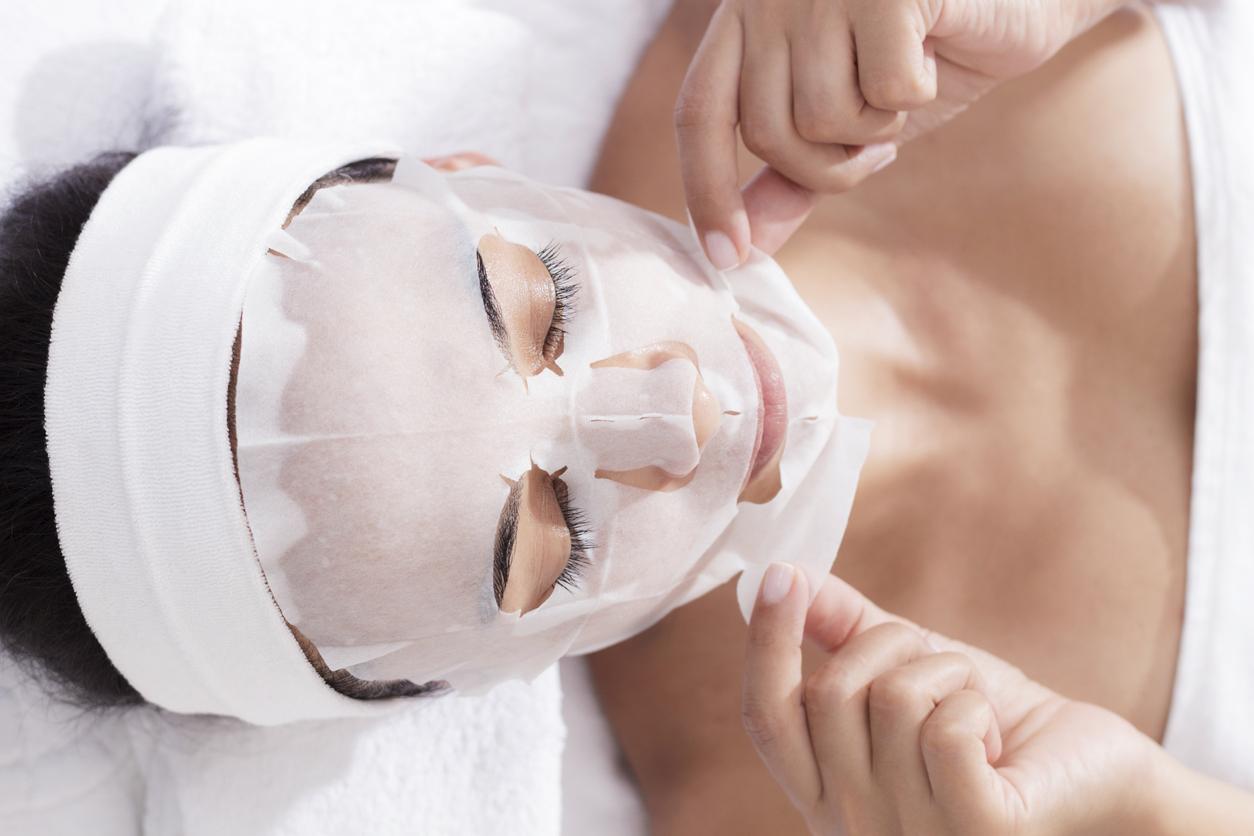 Återfuktande ansiktsmasker