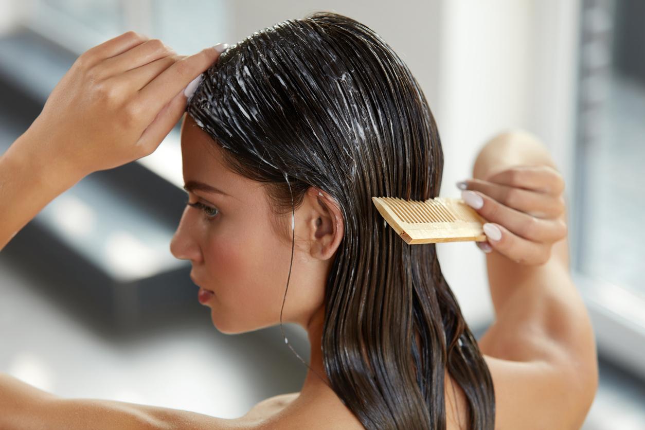 Bästa hårinpackningen för torrt hår